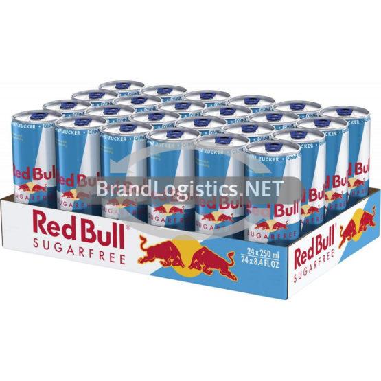 Red Bull Sugarfree 24×250 ml DPG