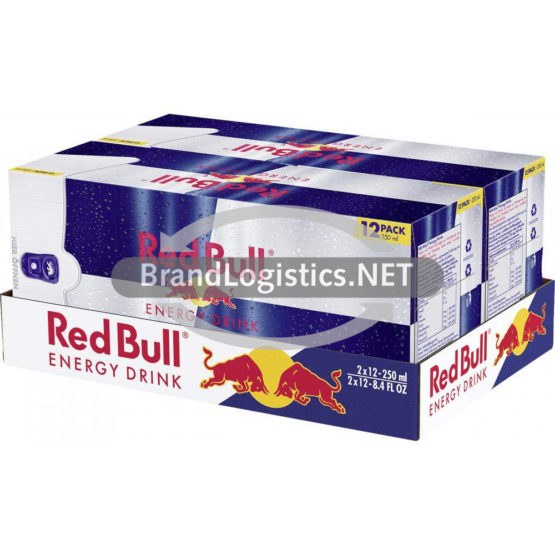 Red Bull Energy Drink 250 ml 12PK DPG Tray