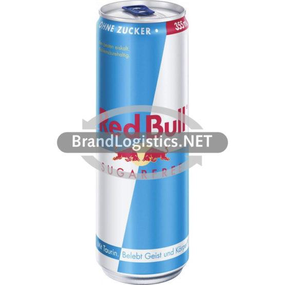 Red Bull Energy Drink Sugarfree 355 ml DPG