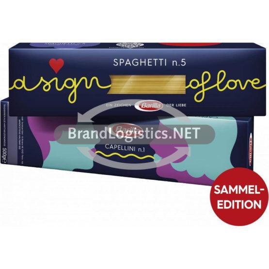 2er- Stapel Spaghetti n.5 und Capellini n.1 – Limited Edition