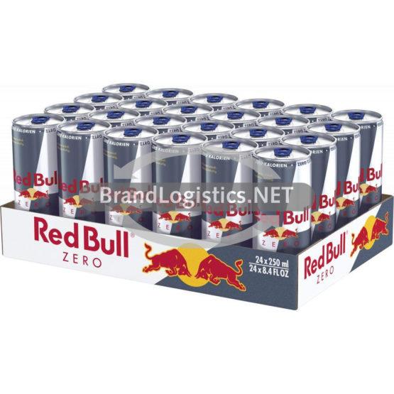 Red Bull Energy Drink Zero 24×250 ml DPG