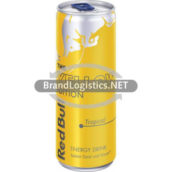 Red Bull Yellow Edition 250 ml DPG