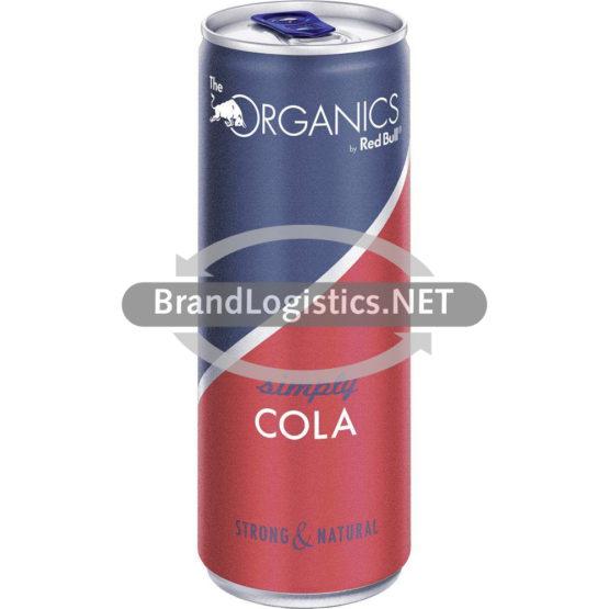 Red Bull Organics Simply Cola 250 ml DPG