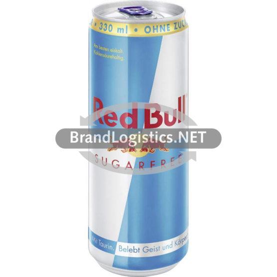 Red Bull Sugarfree DE Alu Can 330 ml DPG