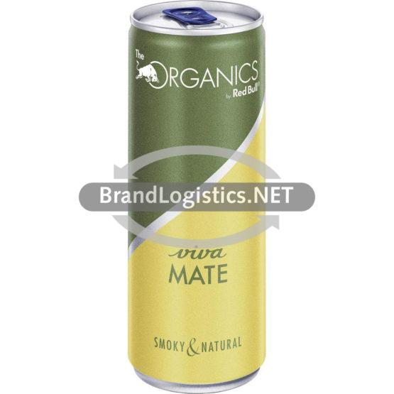 Red Bull Organics Viva Mate 250 ml DPG