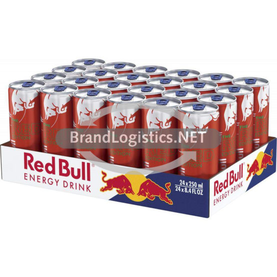 Red Bull Red Edition DE 24×250 ml