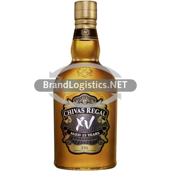 CHIVAS REGAL XV 15 Jahre 40% Vol. 0,7 l
