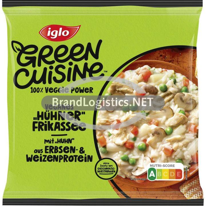 """Iglo Green Cuisine Vegetarisches """"Hühner"""" Frikassee 400 g"""