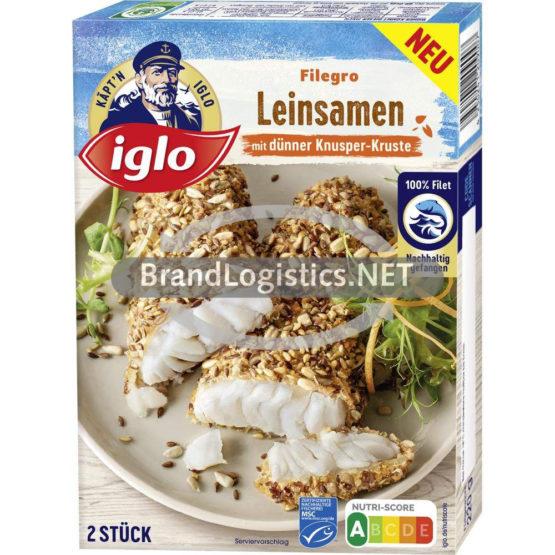 iglo Filegro Leinsamen-Panade 220 g
