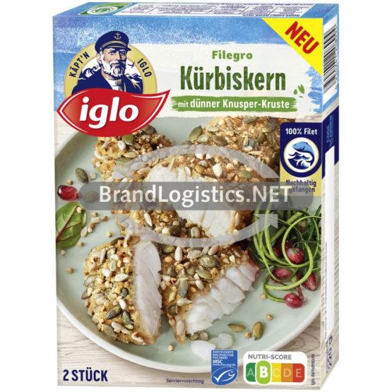 iglo Filegro Kürbiskern-Panade 220 g