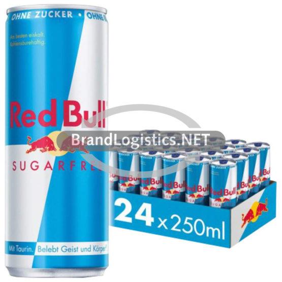 Red Bull Sugarfree 24×250 ml DPG E-Commerce