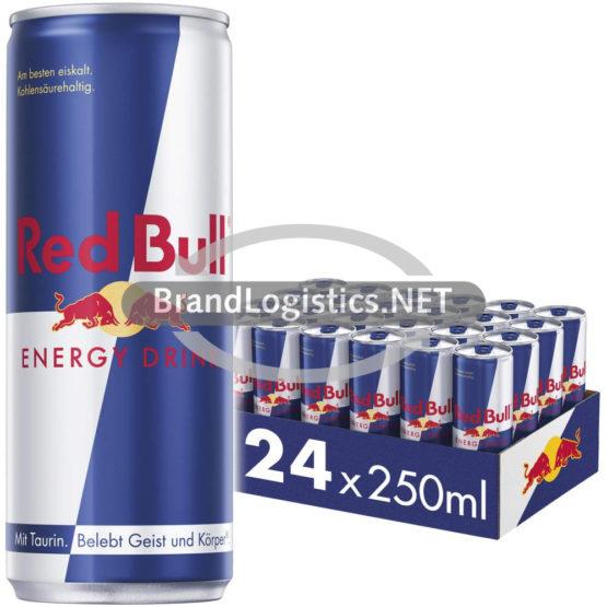 Red Bull Energy Drink 24×250 ml DPG E-Commerce