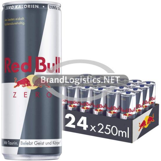 Red Bull Energy Drink Zero 250 ml DPG E-Commerce