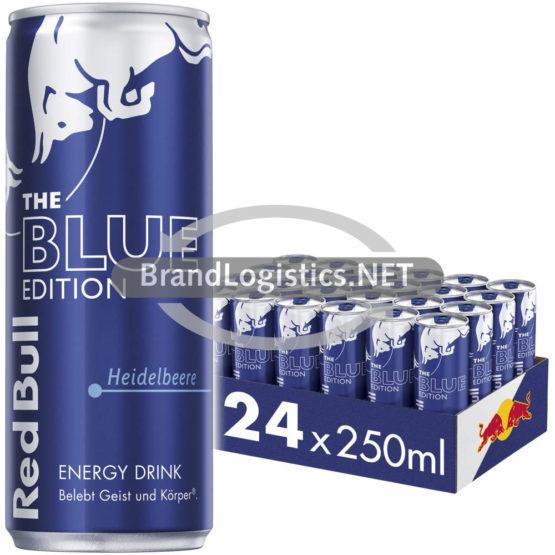 Red Bull Blue Edition 24 x 250 ml DPG E-Commerce