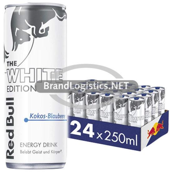 Red Bull White Edition DE 24 x 250ml DPG E-Commerce