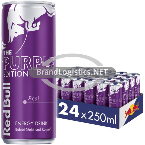 Red Bulll Purple Edition DE 24 x 250ml DPG E-Commerce