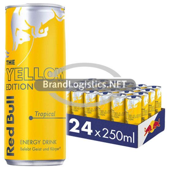 Red Bull Yellow Edition DE 24 x 250 ml DPG E-Commerce