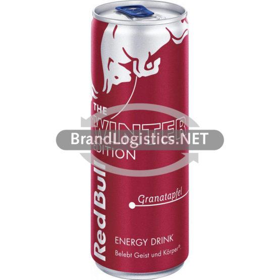 Red Bull Winter Edition Granatapfel DE Alu Can 250 ml DPG