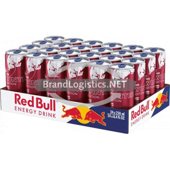 Red Bull Winter Edition Granatapfel DE Alu Can 12×250 ml DPG