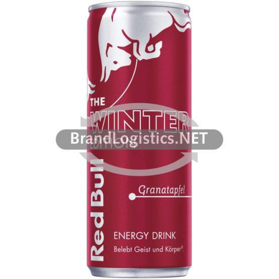 Red Bull Winter Edition Granatapfel DE Alu Can 250 ml DPG E-Commerce