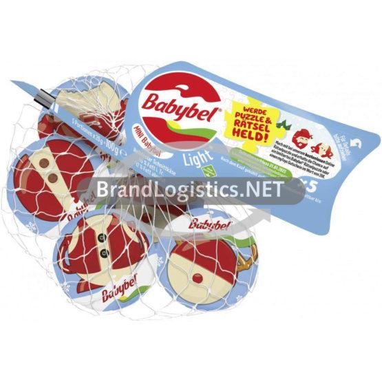 Babybel Light N5 Puzzle & Rätsel Spaß Promotion 100 g