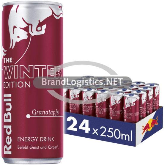 Red Bull Winter Edition Granatapfel DE Alu Can 12×250 ml DPG E-Commerce