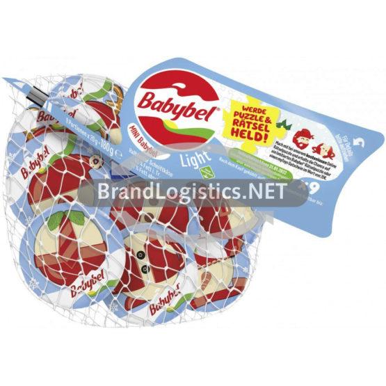 Babybel Light N9 Puzzle & Rätsel Spaß Promotion 180 g