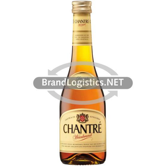 Chantré Weinbrand 36% vol. 0,35 l