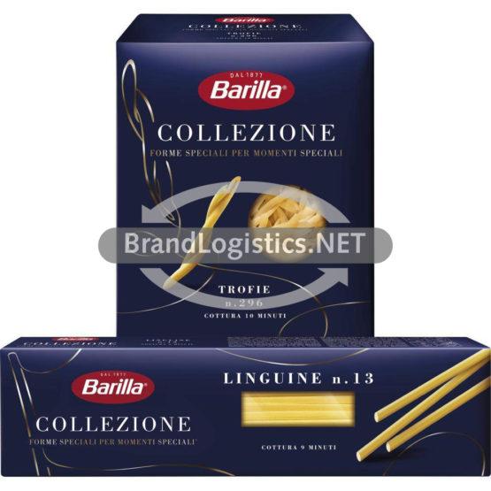 Barilla Collezione Linguine 500 g und Barilla Collezione Trofie 500 g
