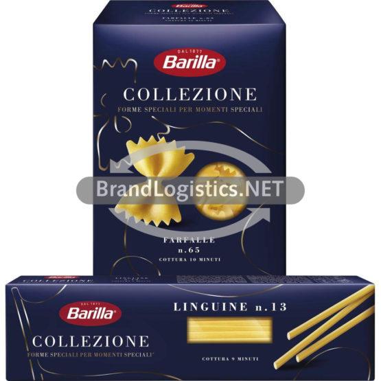 Barilla Collezione Linguine 500 g und Barilla Collezione Farfalle 500 g