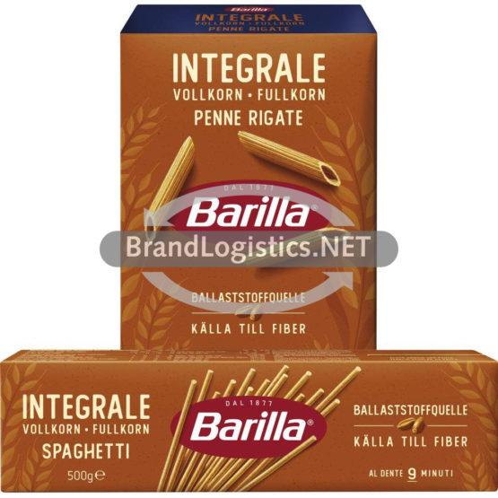 Barilla Spaghetti Integrale 500 g und Barilla Penne Integrale 500 g