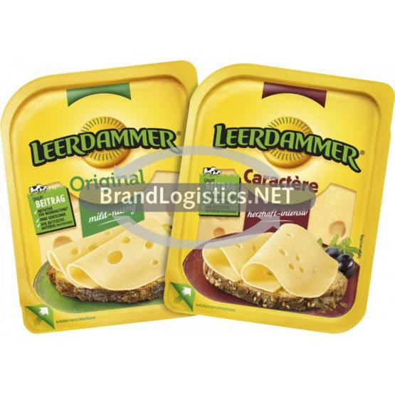 Leerdammer Original 160 g und Leerdammer Caractère 140 g