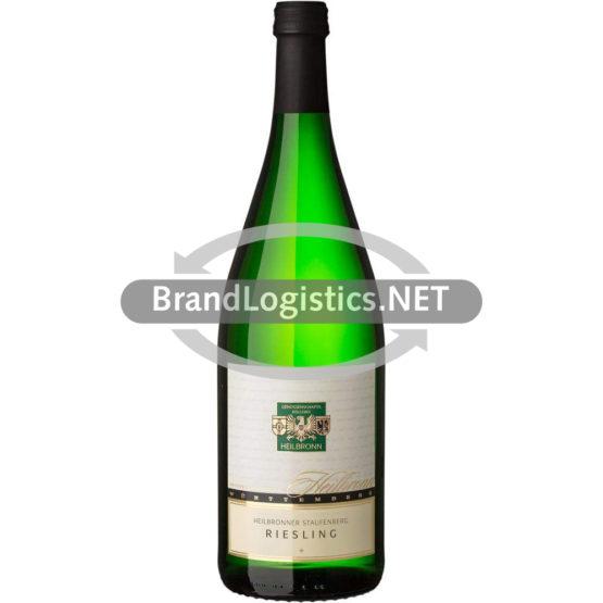 Heilbronner Staufenberg Riesling Qualitätswein 1 l