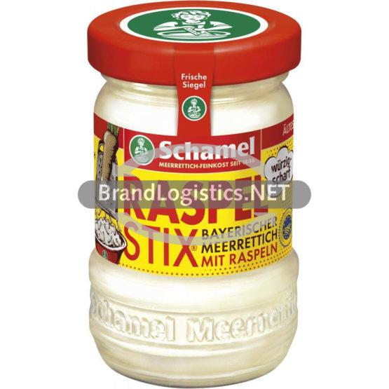 Schamel Meerrettich Raspelstix 145 g