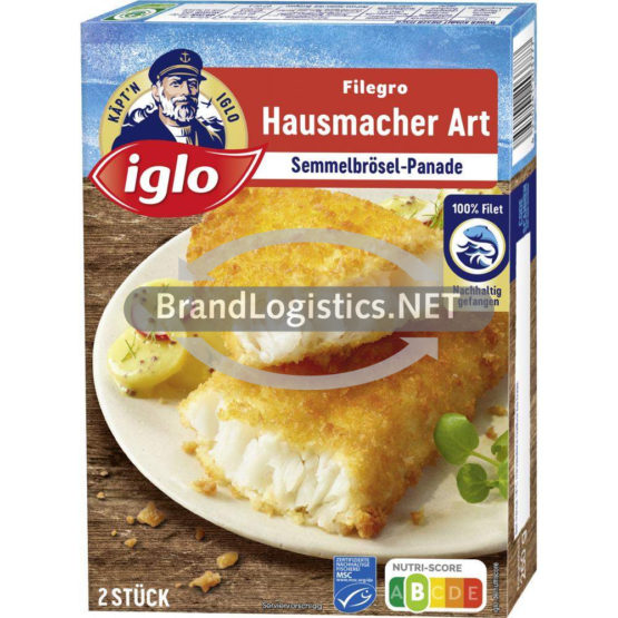 Iglo Filegro Ofen-Panade Hausmacher Art 250 g