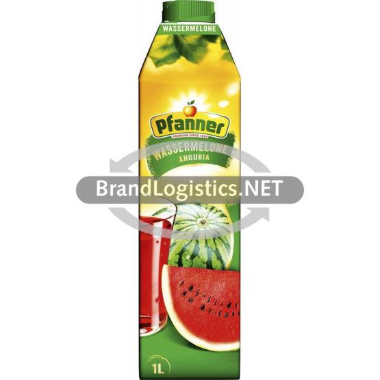 Pfanner Wassermelonen Getränk 30% 1 l