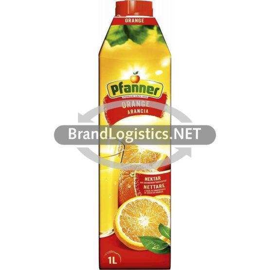 Pfanner Orangennektar 50% 1 l