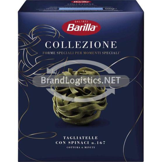 Barilla Collezione Tagliatelle con Spinaci 500g