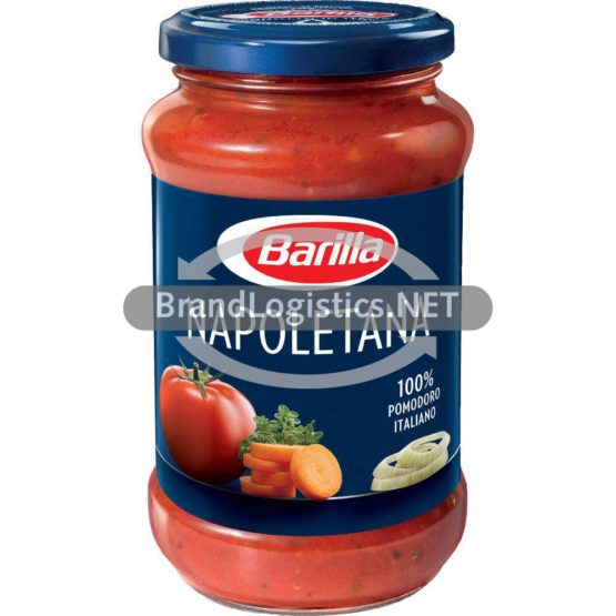 Barilla Pasta-Sauce Napoletana 400g