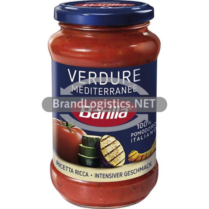 Pasta-Sauce Zucchine & gegrilltes Gemüse 400g