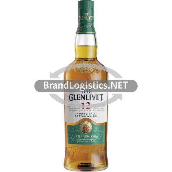The Glenlivet 12 Jahre 0,7l 40 % Vol.