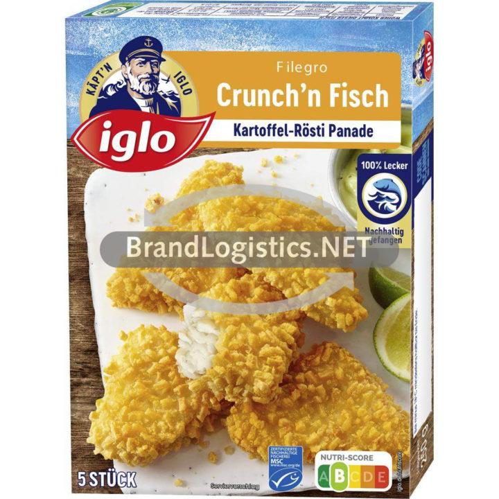 iglo Filegro Crunch´n Fisch 250g