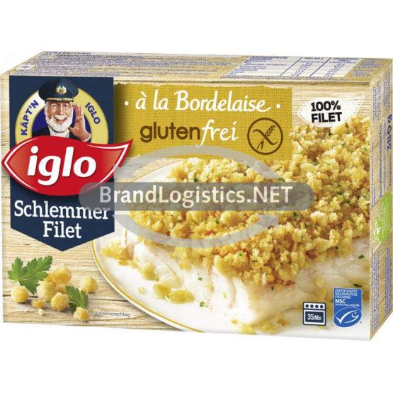 iglo Schlemmer-Filet á la Bordelaise glutenfrei 380g